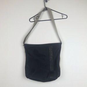 Handbags - Sorel crossbody Bag nylon canvas leather
